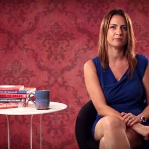דנה חיימזון בוארן בסרטון בנושא אגו במערכות יחסים